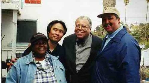 Sound Crew on Annihilation Of Fish with Mr. James Earl Jones