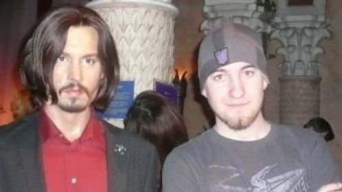 Me and Depp