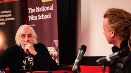 In conversation with Robert Towne (Chinatown, The Last Detail, Mission Impossible)