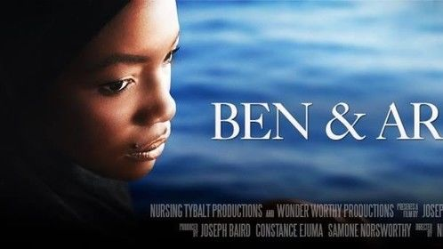 """Cover art for feature film """"Ben and Ara."""""""