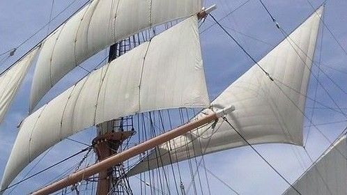 Sail into creative concepts.