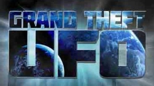Grand Theft UFO When two nerdy kids find a UFO and take it for a joy ride, they're pulled into a galactic war and must fight to save the Earth.