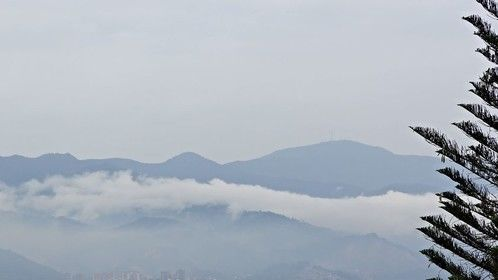 Mountains of Medellin