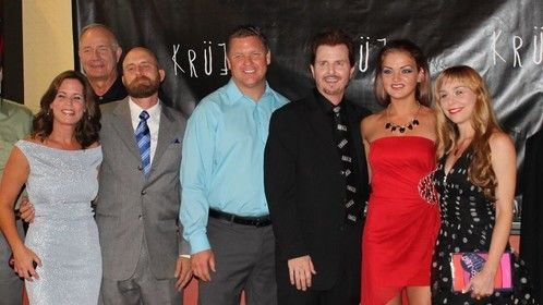 """Cast of the Feature Film """"Kruel"""" at the Premiere!"""