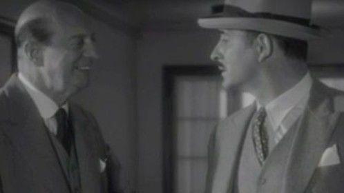 "Basil Hoffman and Jean Dujardin in ""The Artist"""