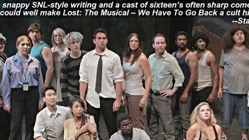 Lost: The Musical