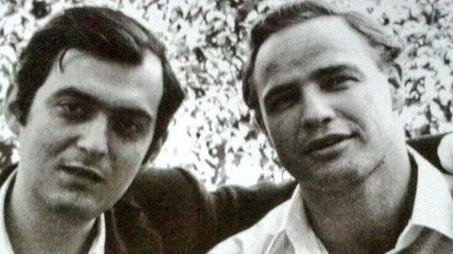 Kubrick and Brando, the dream team that almost was