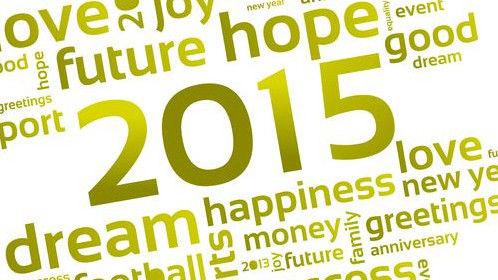 Happy 2015!      (copyright: http://www.123rf.com/profile_letyg84)