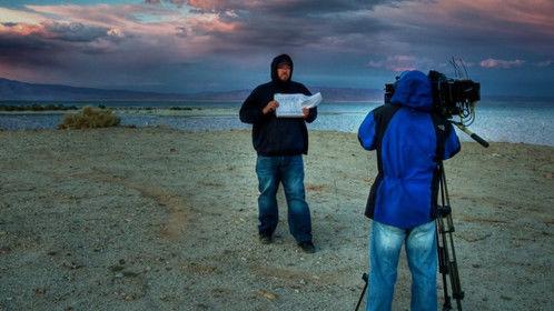 Salton Sea - Golden Hour