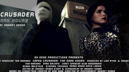 Check out this amazing poster for Caped Crusader: The Dark Hours film, where I played Lady Shiva - Batman's nemesis. You can check out the whole film for free right here (my fight scene with Batman is at 24 minute mark): https://www.youtube.com/watch?v=9dJonhYgSq4