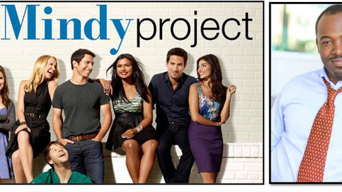 "2014 Winter Finale Episode of the Mindy Project ""The Desert"""