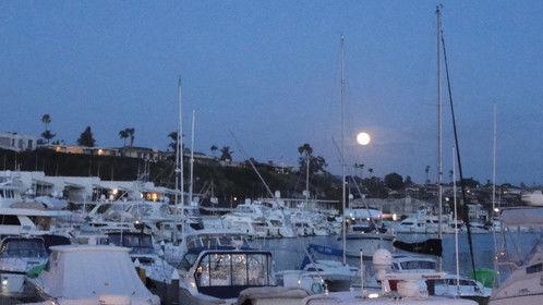 Newport Beach Marina, taken during Cinco de Mayo 2012.