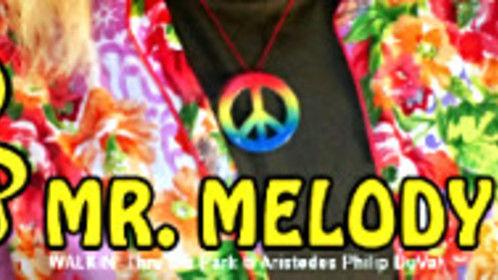 """""""R. Melo"""" WALKIN THRU THE PARK aka Aristedes Philip DuVal"""
