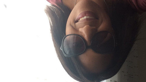 """Why is this photo upside down? LOL, sorry about that :"""")"""
