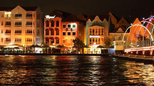 Punda - Curaçao, Netherlands Antilles