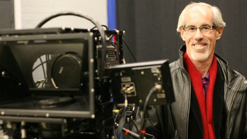 """The camera that did the 3D on James Cameron's """"AVATAR""""."""