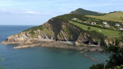 Combe Martin - North Devon (Where I spent my early years as a young boy)