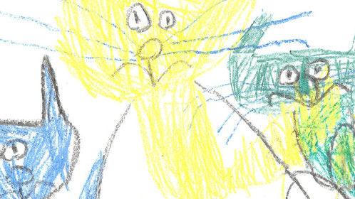 My daughter's art