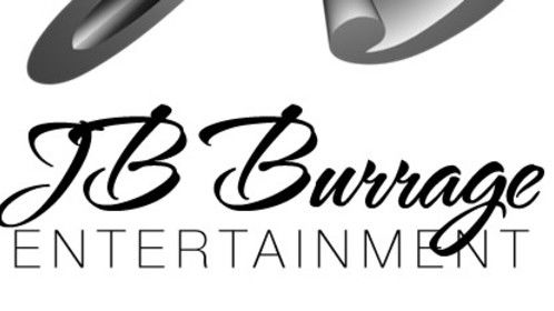 The logo for my entertainment company that I am doing my work with.