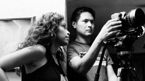 Director Felicia Burn & Me (cinematographer)