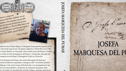 Josefa Marquesa del Pumar book cover