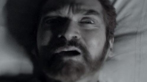 Alexander Barnett as Vincent van Gogh in the film The Eyes of Van Gogh