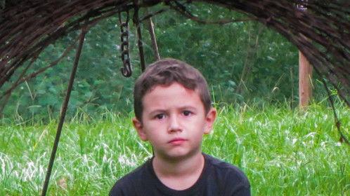 Jaeden Nichols - My Grandson and future Movie Star.