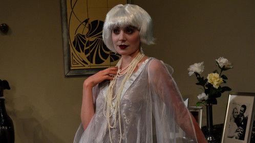 Elvira in Blithe Spirit