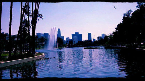 Echo Park, Los Angeles, CA