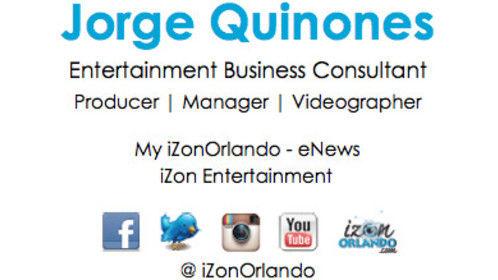 As an Entertainment Business Consultant (EBC â