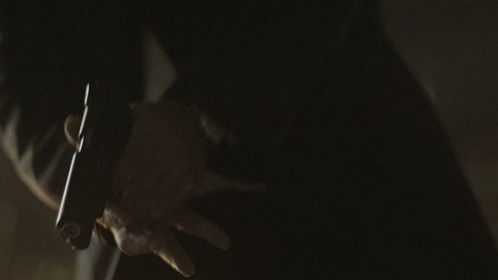 Still from my short 'Grey' (2010)