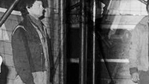 Theater Antonin Artaud, Berlin 1989. Der Shieff.