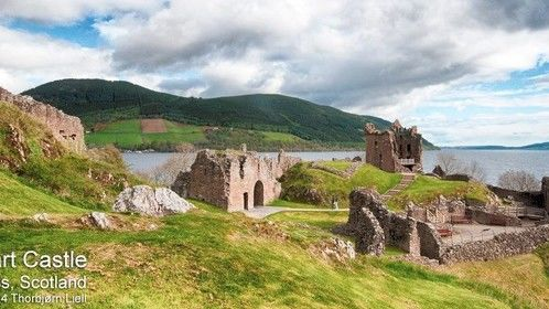 Urquhart Castle, Loch Ness, Scotland (May 2014)
