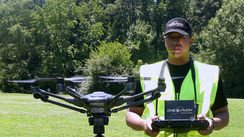 FAA Licensed UAV Pilot