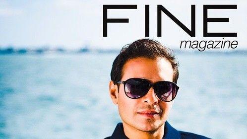 Nautical Print Campaign for Fine Magazine