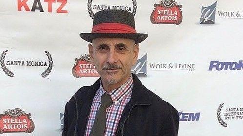 At the 2019 Santa Monica short film festival.