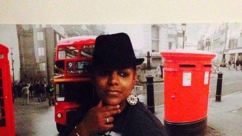 Feeling the London vibe!