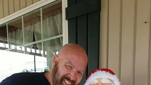 A.J and Santa