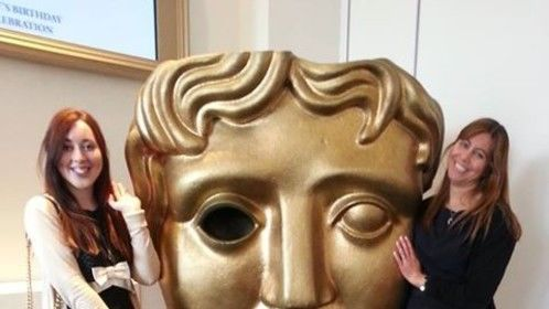 BAFTA party for Met Film School!