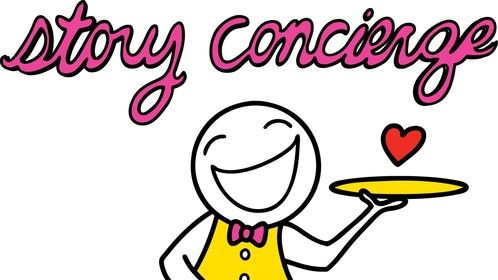Story concierge consulting service