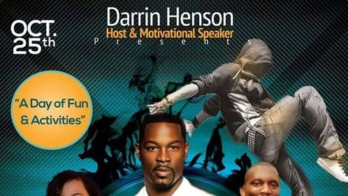 ****SAVE THE DATE BUT PLAN NOW TO ATTEND****This will be a day set aside for our youth & young adults but everyone is invited to come we will have Celebrity Actors & Actress , Government Officials, Celebrity Choreographers, A Personal Trainer & Much More all for no cost at all this event is to encourage and give back to our generation!!..#FreeGiveAways#DarrinHenson#PlsHelpMeSpreadTheWord#IPersonallyNeedYourSupport#BringYourYouthGroups#YouthEmpowermentDay#ThankYou.
