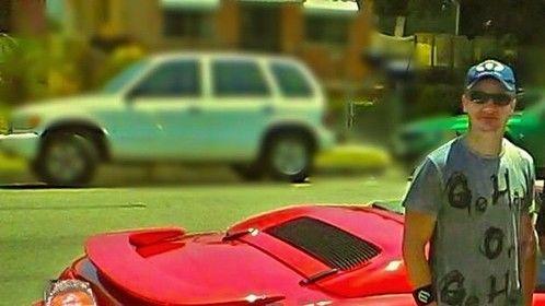 Pleasure building Jermey Renner a Custom  Porsche Jeremy Renner. /. Bob Farnham Beach Boys Racing  Venice Beach 90291