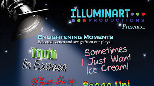 See what IlluminArt Productions does...