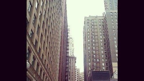 Chicago 2014 cityscape and architecture