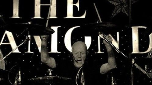 Chris Slade Ex AC/DC Drummer Live @ The Diamond, Sutton In Ashfield: 25th October 2014
