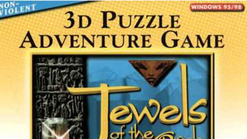 Jewels of the Oracle CD-ROM game
