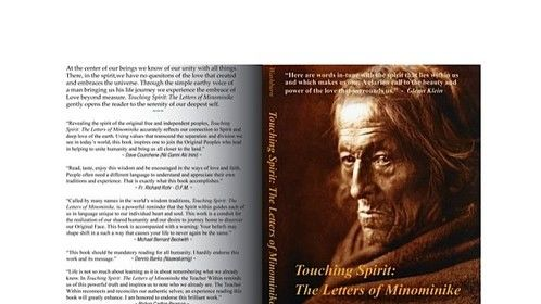 """""""Touching Spirit: The Letters of Minominike"""""""