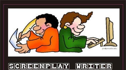 Film script writers, screenplay writer