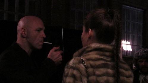 "The musical clip of Leningrad group on the song ""Car"", Belarus-Russia, ""Partizan Production"" 2014, director: Gleb Orlov, producer: Alexey Satolin; role: criminal http://www.youtube.com/watch?v=edr7yOvbZak"