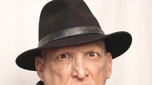 Your basic & very mean Mafia Boss Man